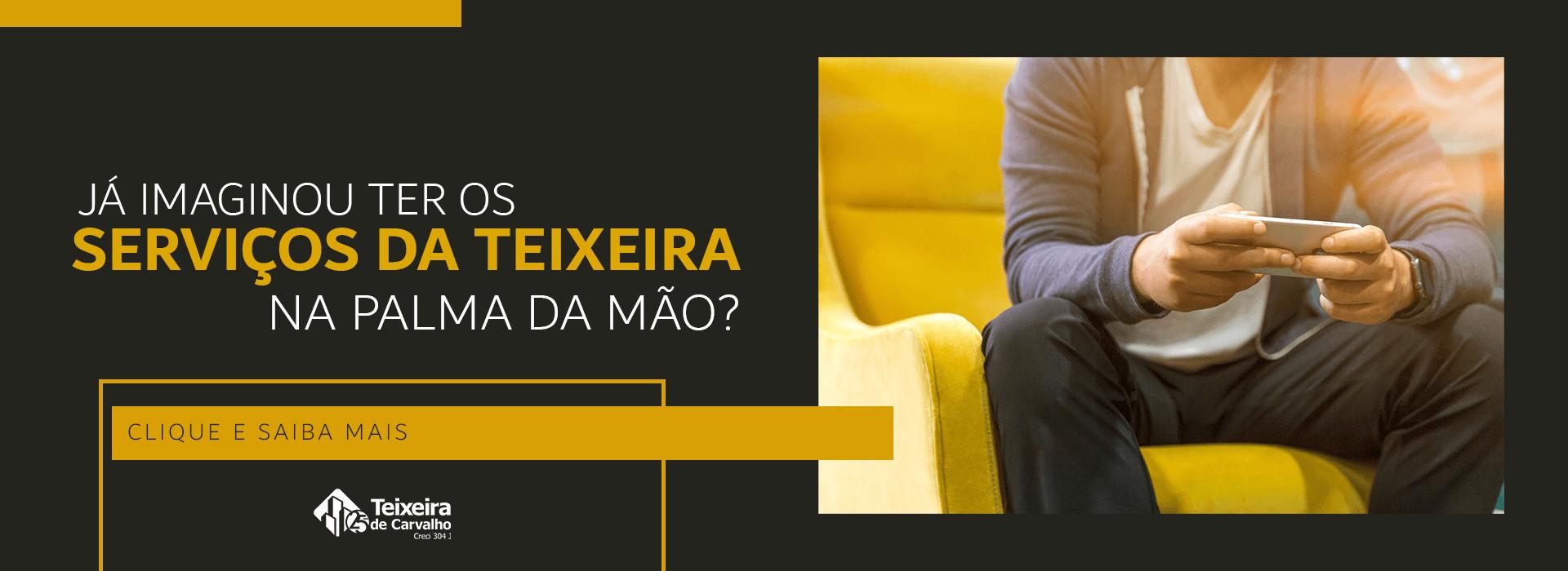 Aplicativo da Teixeira