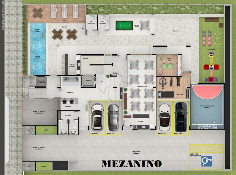 O empreendimento está sendo edificado no Bessa, a 400 metros da praia, na rua Dr. Damasquins Ramos Maciel. O edifício contará com elevador, piscina adulto e infantil, salão de festas, espaço gourmet, academia, mini-quadra, playground, espaço kids, espaço para jogos, guarita, plataforma de acessibilidade, vestiário para diaristas, bicicletário. As vagas de garagem são no subsolo. O edifício terá 2 coberturas duplex no último pavimento com área de lazer exclusiva com piscina. Todos os apartamentos terão varanda gourmet. Entrega junho/2022.