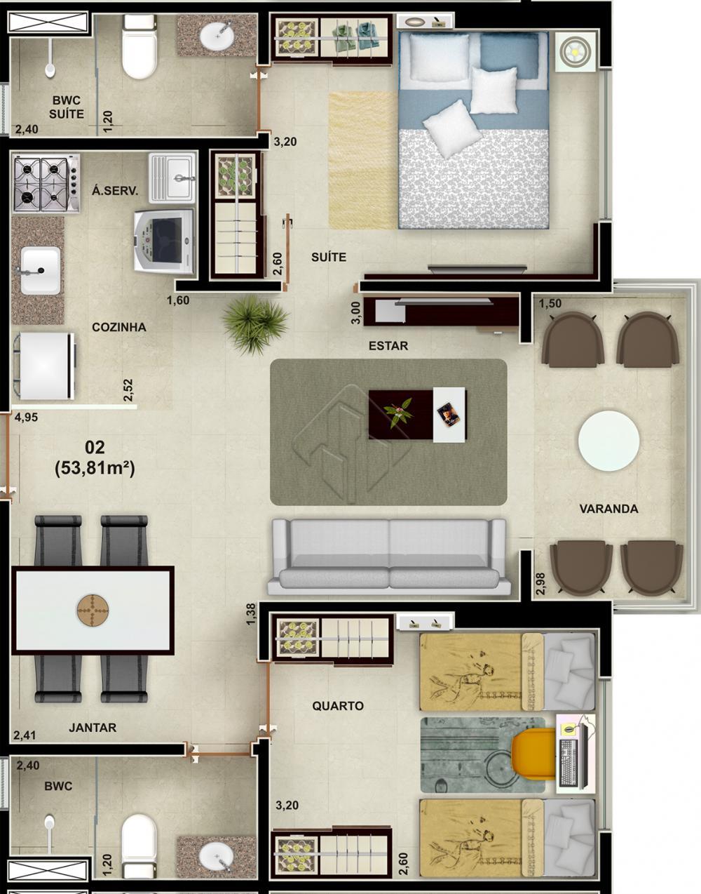 Comprar Apartamento / Padrão em João Pessoa apenas R$ 185.000,00 - Foto 28