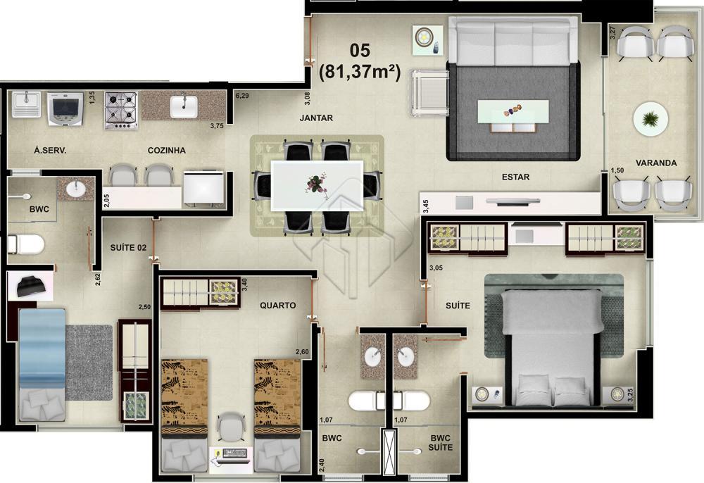 Comprar Apartamento / Padrão em João Pessoa apenas R$ 185.000,00 - Foto 27