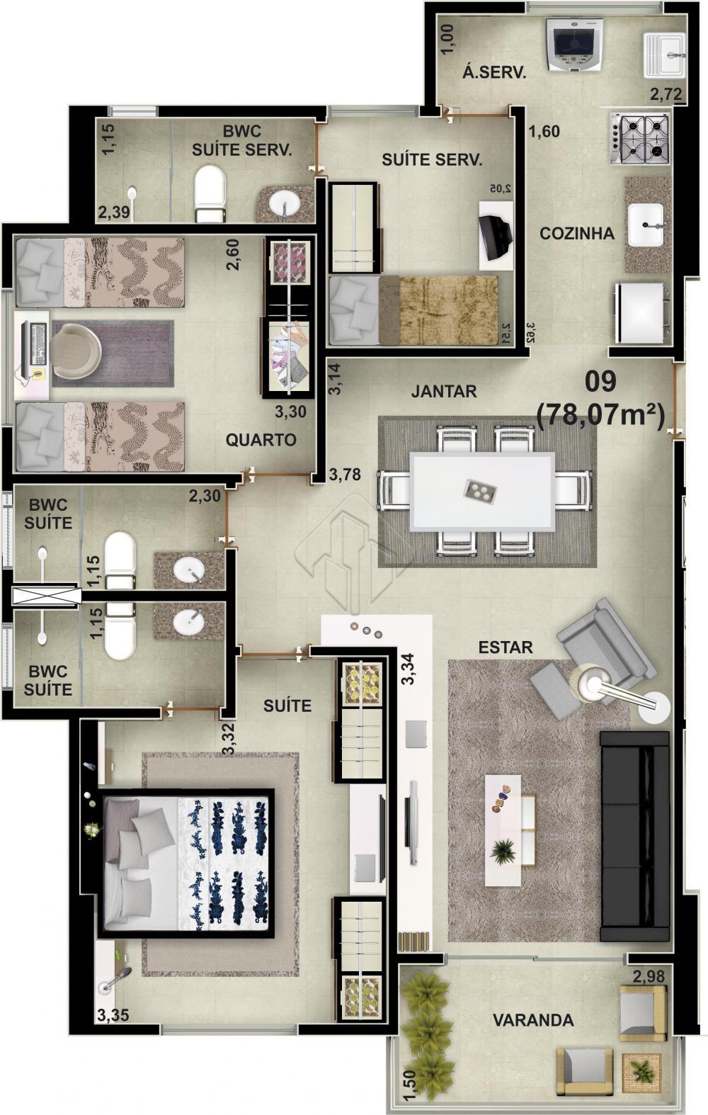 Comprar Apartamento / Padrão em João Pessoa apenas R$ 185.000,00 - Foto 25