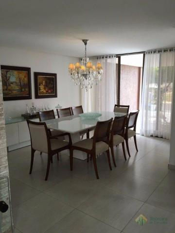 Joao Pessoa Portal do Sol Casa Venda R$1.900.000,00 Condominio R$500,00 5 Dormitorios 4 Vagas Area do terreno 365.00m2