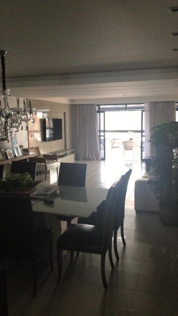 Joao Pessoa Tambau Apartamento Venda R$1.100.000,00 Condominio R$1.230,00 4 Dormitorios 3 Vagas Area construida 230.00m2