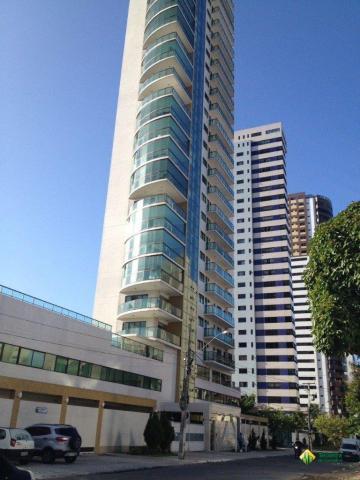Joao Pessoa Cabo Branco Apartamento Locacao R$ 4.500,00 4 Dormitorios 3 Vagas Area construida 213.00m2
