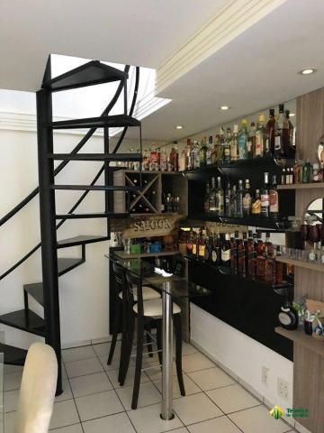 Joao Pessoa Tambau Apartamento Venda R$900.000,00 Condominio R$1.420,00 3 Dormitorios 3 Vagas Area construida 225.00m2