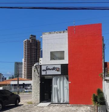 Joao Pessoa Manaira Estabelecimento Locacao R$ 6.000,00  8 Vagas Area construida 100.00m2