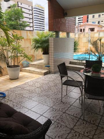Joao Pessoa Manaira Casa Venda R$1.100.000,00 5 Dormitorios 4 Vagas Area do terreno 430.00m2