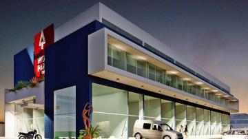 Joao Pessoa Altiplano Cabo Branco Comercial Locacao R$ 4.300,00 Condominio R$200,00  35 Vagas Area construida 42.38m2